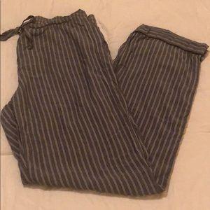 Gap Body lightweight pajama pants